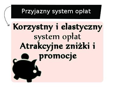 Elastyczny system opłat