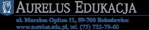 Logo Aurelus Edukacja adres