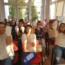 Pokaz Studium Kosmetyczne Bolesławiec 29.09.2017 3